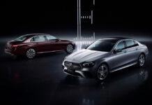 Mercedes-Benz выкатил удлиненную версию E-Class