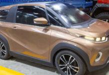 КамАЗ разрабатывает легковой электромобиль