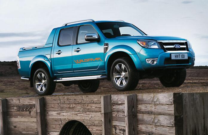 Ford Ranger (2006-2012)