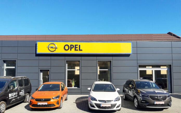 В Одессе появился новый официальный дилер Opel