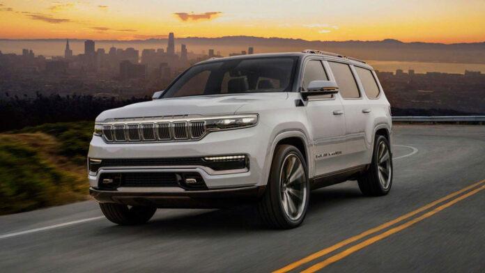 Jeep построит конкурента Cadillac Escalade