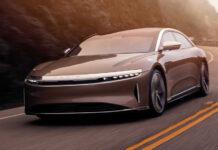 Представлен самый быстрый и самый дорогой электроседан в мире
