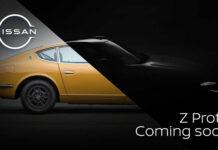 Nissan показал детали нового спорткара Z Proto