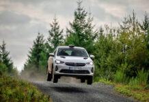 Opel Corsa Rally4 готов к борьбе за победы в гонках