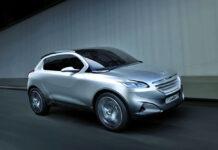 Peugeot готовит ультракомпактный кроссовер 1008