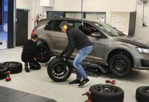 Тест зимних шин 205/55 R16 от немецкого ADAC