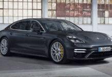 Porsche представила самую мощную версию Panamera