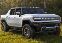 General Motors официально представил электрический Hummer