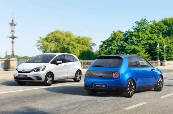 Honda критикует Великобританию за отказ от машин с ДВС