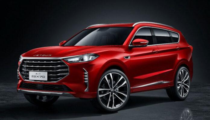 УкрАВТО будет продавать в Украине автомобили китайского бренда Jetour
