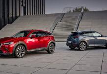 Mazda CX-3 2021 модельного года