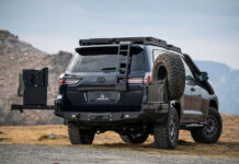 Американцы построили брутальный Lexus для женщин
