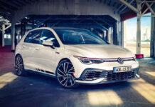 Volkswagen выпустил 200-сильный Golf GTI Clubsport