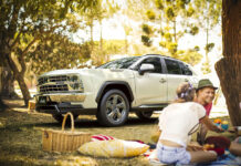 Что получится, если скрестить Toyota RAV4 и Chevrolet Tahoe
