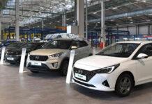 Hyundai запустила производство автомобилей в Казахстане