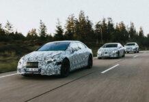 Mercedes-Benz озвучил свои планы на ближайшие годы