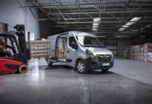 Opel Movano получил более мощный мотор и короткий кузов