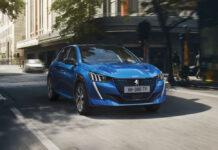 Peugeot e-208 выиграл титул «Лучший компактный электромобиль года»