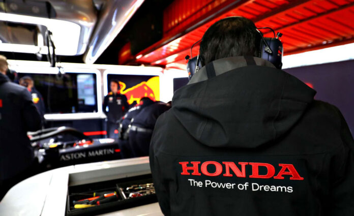 Honda неожиданно объявила об уходе из Формулы-1