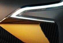 Renault готовит премьеру нового электрического кроссовера