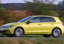 Volkswagen выпустил Golf с заводским ГБО