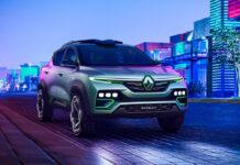 Renault представила бюджетный кроссовер Kiger