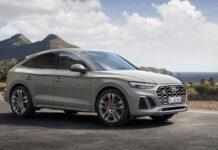Audi представила заряженный кроссовер SQ5 Sportback TDI