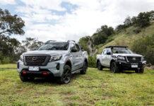 Nissan представил обновленный пикап Navara
