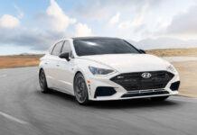 Hyundai представил Sonata N Line мощностью почти 300 л.с.