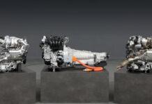 Mazda засветила несколько новых моторов