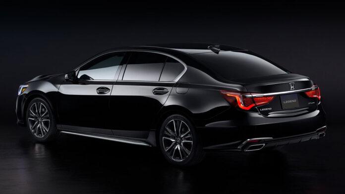 Honda Legend получит автопилот третьего уровня