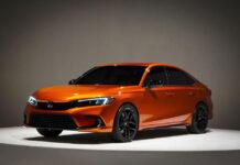 Honda рассекретила новое поколение Civic