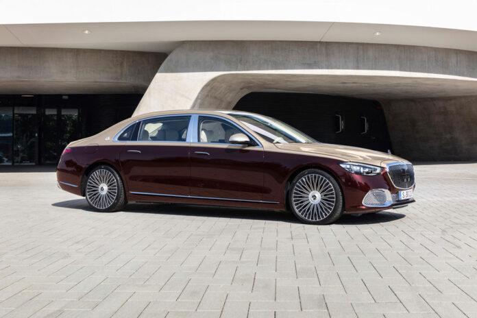 Представлен роскошный Mercedes-Maybach S-Class