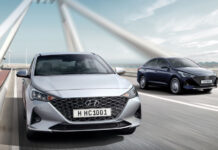 В Украине начались продажи нового Hyundai Accent