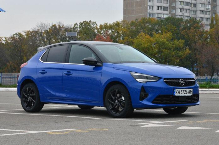 Opel Corsa F