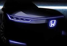 Три модели Honda станут полностью электрическими