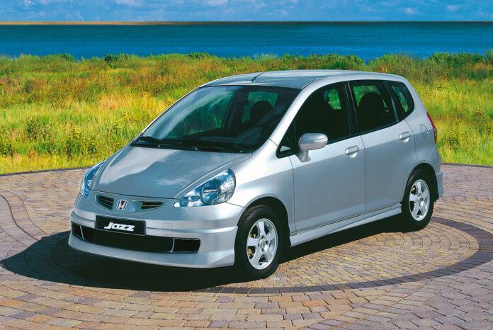 Honda Jazz 2002-2008