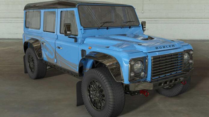 Land Rover возродит классический Defender с мотором V8