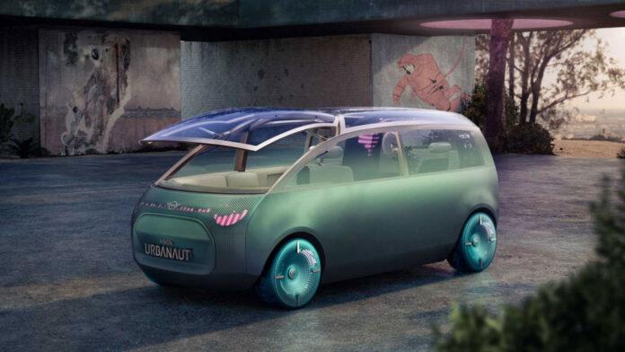 MINI показала свое видение автомобиля будущего