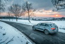 Спокойствие на зимних дорогах с надежными шинами Nokian Tyres
