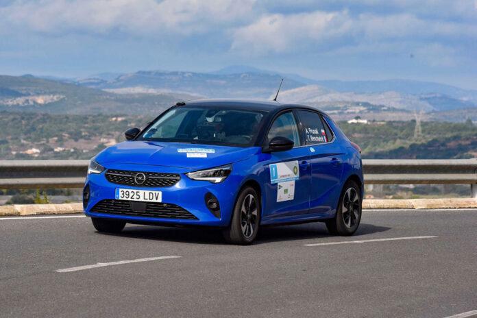 Opel Corsa-e опередил электрические Volkswagen, BMW, Mercedes и Tesla