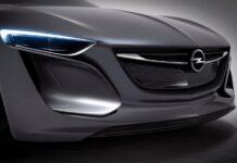 Opel Monza могут возродить в формате кроссовера
