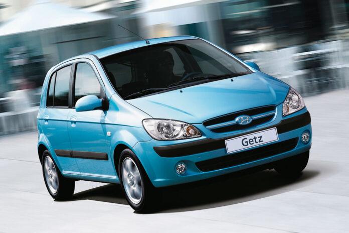 Hyundai Getz 2002-2008