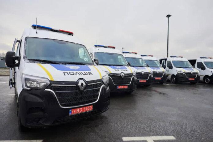 Полиция получила автомобили «мобильного техосмотра»