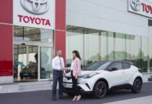Toyota начинает отбор новых уполномоченных дилеров в Краматорске, Черкассах и Чернигове