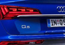 Audi научит задние фонари общаться с водителями