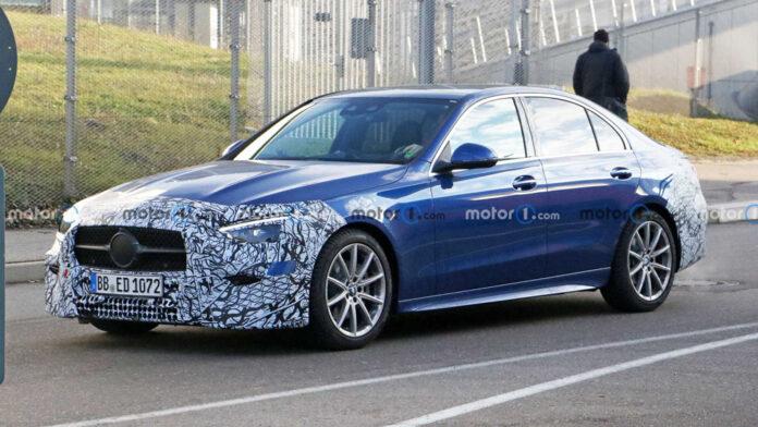 Новый Mercedes-Benz C-Class готовится к дебюту