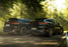"""Мощность гибридного Porsche Cayenne подняли до 750 """"лошадей"""""""