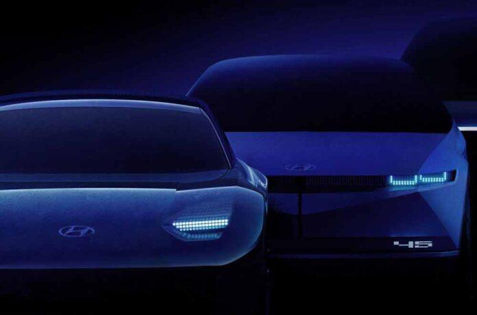 Hyundai раскрыл характеристики электромобиля Ioniq 5