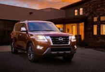 Nissan Patrol обновился в Америке